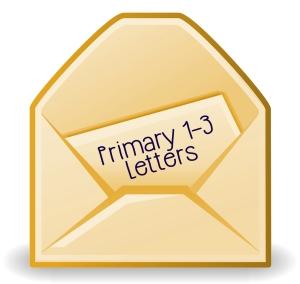 P1-3 Letters Logo